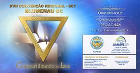 XVII Convenção Regional – SC1 – Blumenau/SC